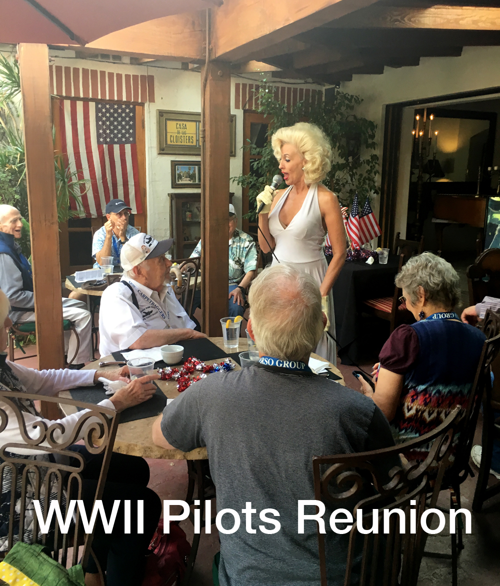 WWII-pilots reunion