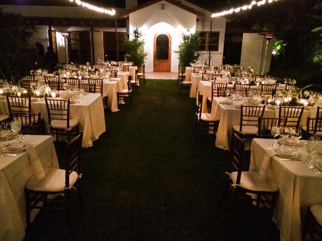 event outdoor setting night-lisas casita