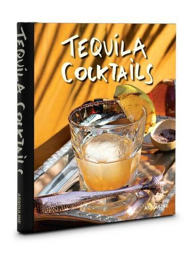 tequila coctktails book cover